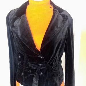 EUC Ann Taylor Loft Velvet Jacket